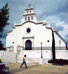 Church of San Blas de Illescas ~ Coamo, Puerto Rico ~ Built in 1661