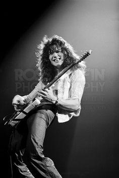 Eddie Van Halen By Ross Halfin.