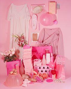 "Sara Cwynar ""Original Pink, 2011"" Collages"