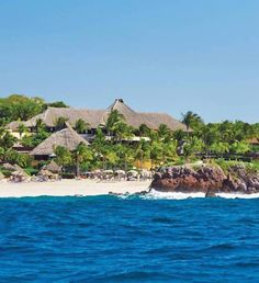 Tucked along Mexico's stunning Riviera Nayarit, this big-ish Punta Mita resort offers multiple pools, multiple private beaches, one of the Four Season's fabled clubs for kids, and access to some of Mexico's best snorkeling, scuba diving, and surfing.
