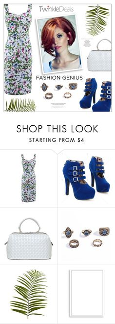 """""""~TwinkleDeals XXI~"""" by amethyst0818 ❤ liked on Polyvore featuring Pier 1 Imports and Bomedo"""