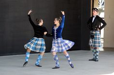 Propelled pivot turn from the Hullachan #scottish #highland #dance