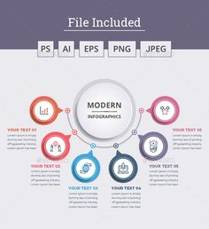 Buy Simple Modern Circle Infographics by Design_Sky on GraphicRiver. This is Simple Modern Circle Infographics. You used it your any kind of business, project, seminar etc. Circle Infographic, Infographic Resume, Infographics Design, Scientific Poster Design, Web Design, Marca Personal, Grafik Design, Data Visualization, Planks
