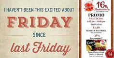 ¡#Agosto de #promociones en La Milpa! #August Everyday #Promo at La Milpa! #24HRS  #LaMilpaRVA - Real #Mexican #Food & #Market 6925 Hull St. Rd. #Richmond, #VA 23224-2547 lamilpaonline@gmail.com http://buff.ly/2bcvoLx (804) 276 3391  #Viernes #Friday #OFF #Discount #Descuento #Gratis #Free #RVA #Virginia #Restaurant #Foodie #rvadine #loveVA #visitrichmond #rvafood