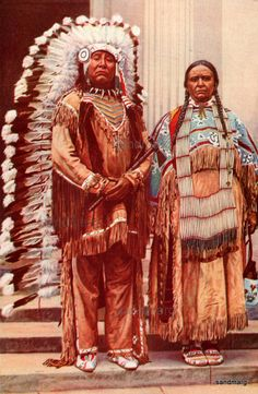 World Culture. Native Americans Indians