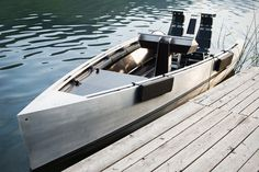 ARGO | VERT 0500 - Aluminum Electric Inboard Design Runabout Boat