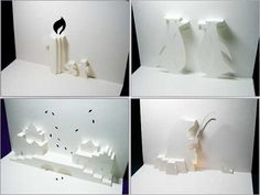 papercraftprintable.com/pop-up-card-patterns-free-samples