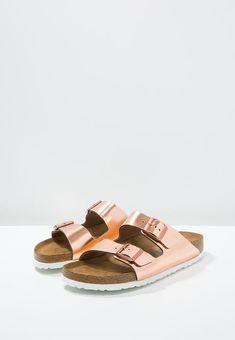 ARIZONA - Mules - metallic copper. Chaussures Birkenstock ... f8d1343f85b