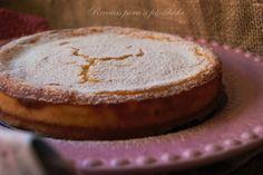 Um bolo típico italiano onde sobressai a ricotta e a sêmola de trigo