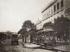 Augusto Malta. Rua do Catete, c. 1920. Rio de Janeiro / Acervo IMS