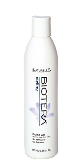 Biotera Styling Gel create soft, natural looking curls and styles. Compare to Biolage and save!