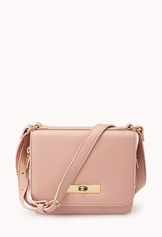 Everyday Faux Leather Crossbody | FOREVER21 PLUS - 1000072571