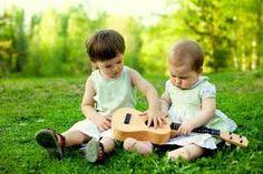la música i els nadons