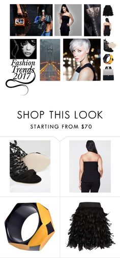 """Fashion Trends 2017"" by pennylanefashion ❤ liked on Polyvore featuring ASOS, MACBETH and Alice + Olivia"