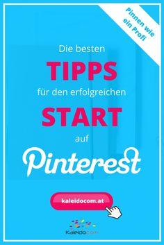 5 Schritte zum perfekten Pin   #SocialMediaMarketing ...