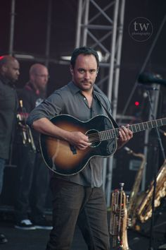 Well hello, mr. dave matthews!  :)