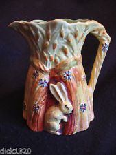 Pottery & Glass Independent Art Deco Burleigh Ware Dragon Jug Figural Jug Super Item Circa 1920s Cool In Summer And Warm In Winter