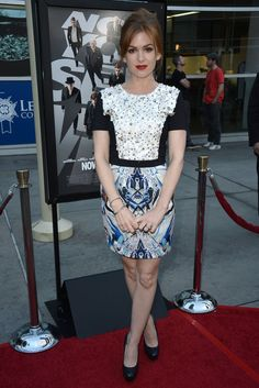 Isla Fisher Photos Photos - 'Now You See Me' Screening in Hollywood — Part 2 - Zimbio