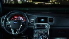 interior 2015 Volvo S60 and V60 Polestar
