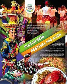 "RepostBy @bandaacehtourism:  ""Coming Soon.. Dinas Pariwisata Kota Banda Aceh akan menyelenggarakan event budaya tahunan ""Piasan Seni Banda Aceh"" dan ""Festival Mie Aceh"" di bulan Mei 2017.  Ayo datang dan saksikan..  Follow @piasanseni on IG Detail di bio. www.piasanseni.org  #charmingbandaaceh  #bandaacehtourism  #ayokebandaaceh #bandaaceh #aceh #art #culture #festivalmieaceh #thelightofaceh #cahayaaceh #seni #budaya"" - Piasan Seni Banda Aceh 2017 http://bit.ly/1ifHj8G Get more on Piasan…"