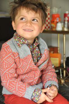 kledij: Maan - aymara - Brian and Nephew via www.kidsonline.be