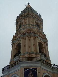 Torre de la Iglesia de Santo Domingo, Centro de Lima