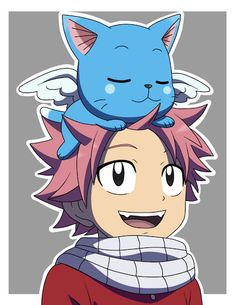 Google+ IF U DONT HAVE THIS ON YOUR PROFILE U DONT LIKE NATSU