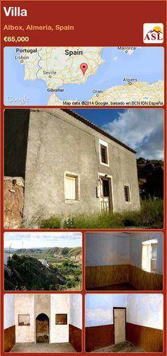 Villa in Albox, Almeria, Spain ►€65,000 #PropertyForSaleInSpain