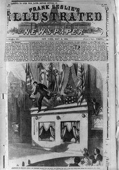 Presidency of Abraham Lincoln