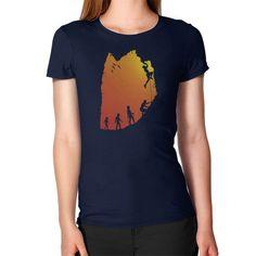 Climb Evolution Women's T-Shirt