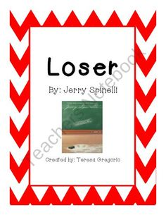 loser spinelli book report