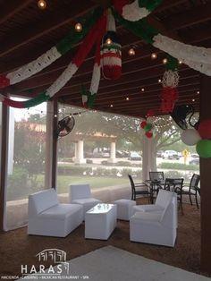 Haras Hacienda Mexican Fiesta