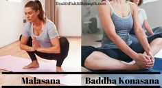 10 Yoga Poses that Strengthen your Body for Birth | HealthFaithStrength.com