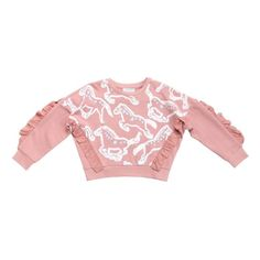 New In Designer Kids Clothes ⋅ Children's Clothing ⋅ (2) Designer Childrenswear, Horse T Shirts, Designer Kids Clothes, Stella Mccartney Kids, Fashion Marketing, Cotton Fleece, Organic Cotton, Kids Outfits, Kids Fashion