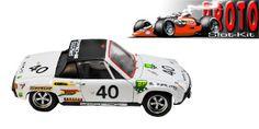 Porsche 914/6 GT PSK