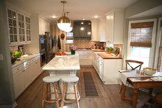 This is my kitchen layout…I could do this
