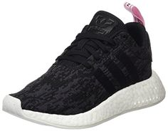 best service 993bb 9ee73 adidas Women s NMD r2 W Trainers, White  Amazon.co.uk  Shoes   Bags. Adidas  Nmd R2Adidas SneakersAdidas WomenWomens NmdBlack AdidasPinkTrainersSpring  ...