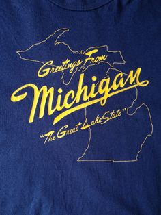 Greetings from Michigan -- The Great Lake State by Sufjan Stevens