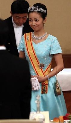 Banquet for King Philippe and Queen Mathilde of Belgium