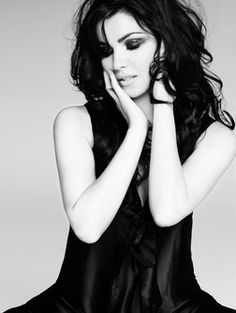 Not only is she the most beautiful woman, she is probably the most talented opera singer right now!