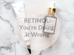 MY TOP 3 TIPS FOR LOVING YOUR RETINOL   Retinol increases cell turnover helping with acne, wrinkles, and hyperpigmentation. It stimulates collagen and elastin production, thickening the skin and slowing down the aging process and filling in fine lines. It