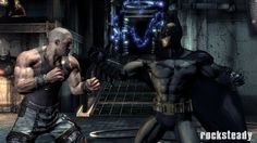 batman arkham asylum game batman photos  | Impressões – Batman: Arkham Asylum (Xbox 360)