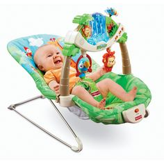 Fisher Price Rainforest Bouncer- Got It!!