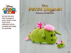 Petes Dragon Tsum Tsum Collection Coming Soon