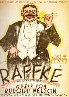 Raffke 1922.