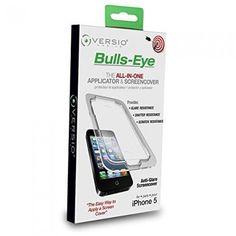 Versio Mobile Bulls-Eye iPhone 5/5S Screen Protector - AntiGlare
