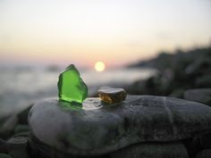 Sea Glass Beaches
