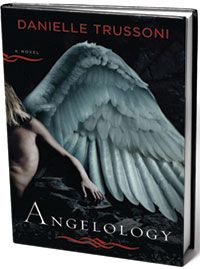 Angelology. By far one of my favorite books ever.