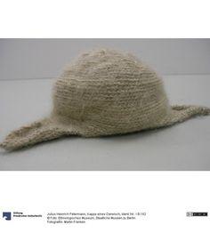 Kappe eines Derwisch (Sachbegriff), dervish's cap from Iran