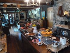 Whistlewood Farm Bed & Breakfast   Rhinebeck, NY... possible place to stay for Country Living Fair